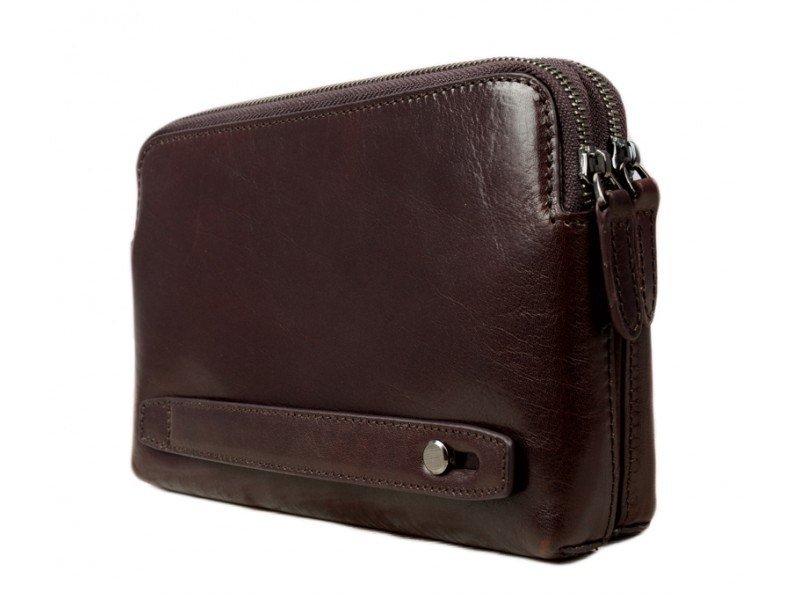 345bc4feed24 Aubergine Men's Leather Valise