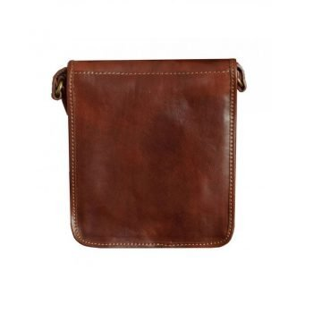 Brown Classic Carefree Messenger Bag