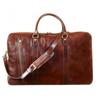 Brown Fashion Travel Bag
