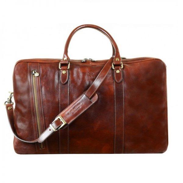 Brown Fashion Travel Bag