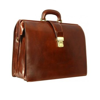 Brown-Leather-Business-Briefcase-For-Men