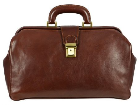 Brown Maximalist Doctor Bag (1)