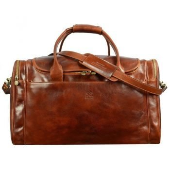 Classic Large Multi-Purpose Leather Bag