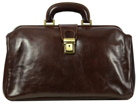 Dark Brown Maximalist Doctor Bag (1)