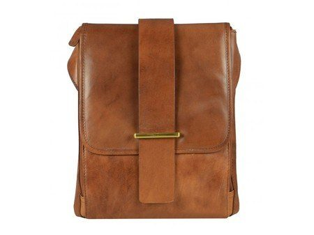 Light Brown Minimalist Handbag For Men (1)