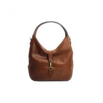 Womens Brown Leather Purse