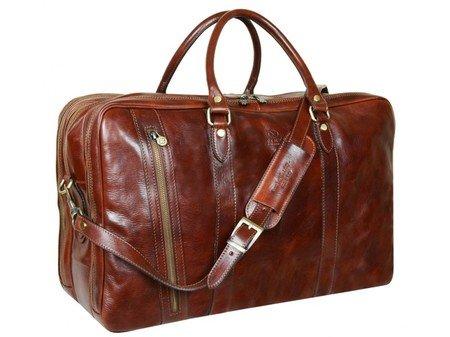 Brown Fashion Travel Bag (8)