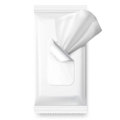 Anti-Bacterial Wipes For Leather