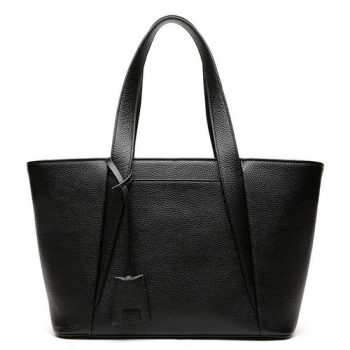 Casual Top-Handle Large Capacity Tote Bag - Voves