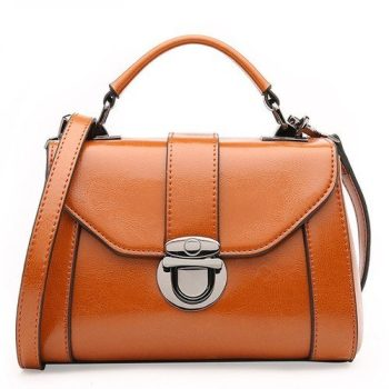 Elegant High Quality Flap Handbag - Saclas