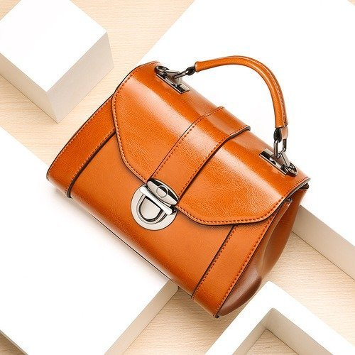 Elegant High Quality Flap Handbag - Saclas1
