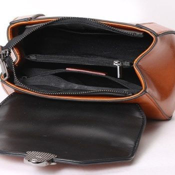 Elegant High Quality Flap Handbag - Saclas2