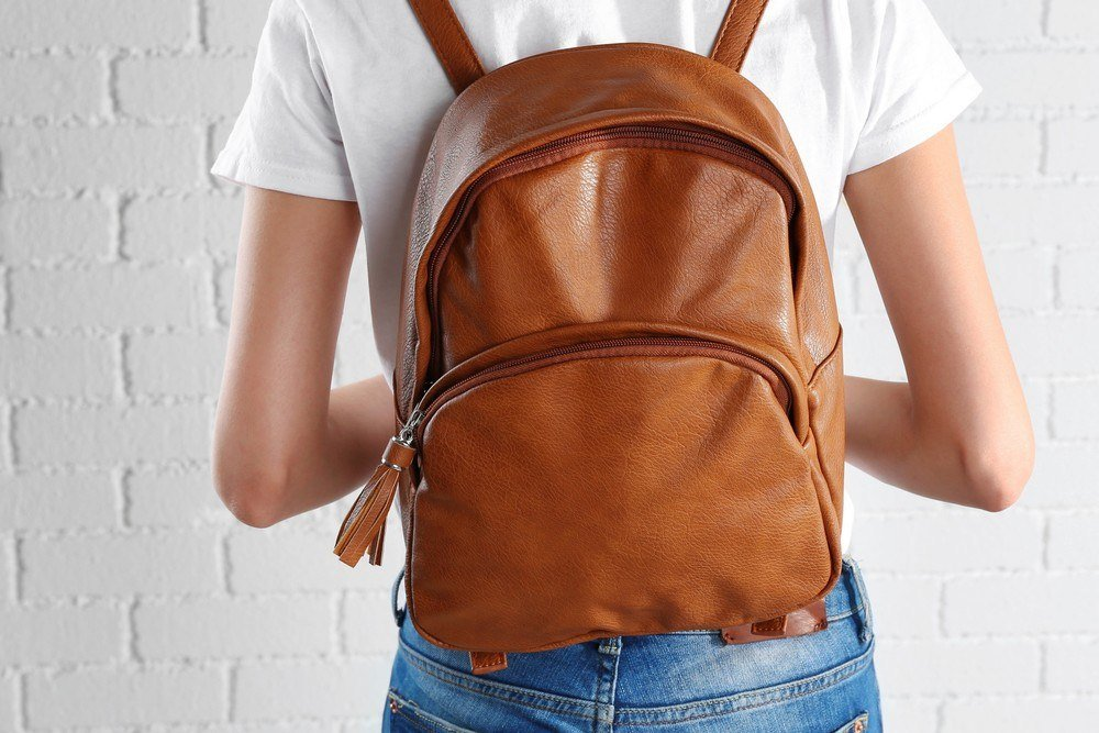 1c0da03f1 Leather Backpacks for Women - Buy Online at Baltic Domini