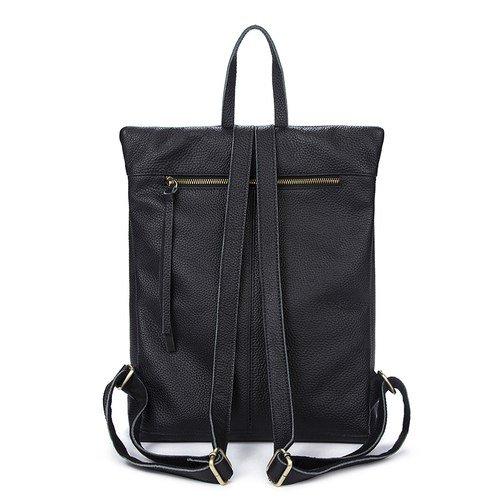 Modern Leather Tote Backpack - Aubenas1