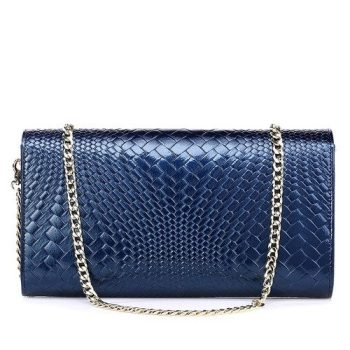Stylish Genuine Leather Clutch Bag - Cezy1