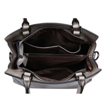 Top-Handle Leather Crossbody Handbag - Orville1