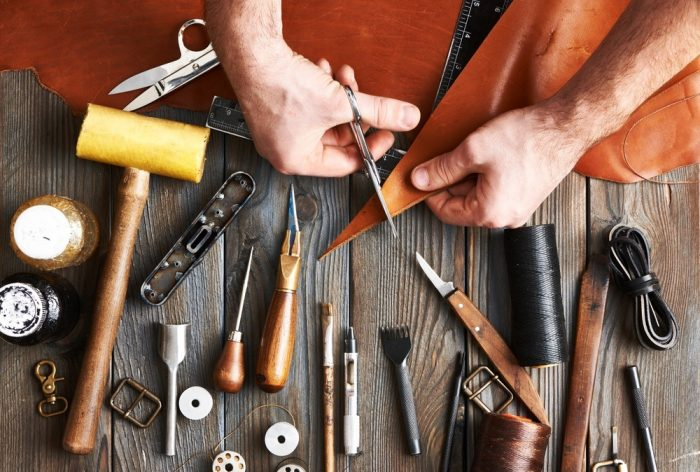 The basics of leather working