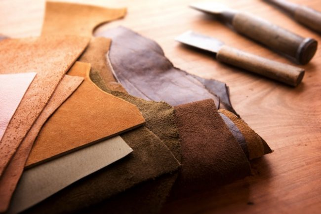 What Is Leather Made Out Of
