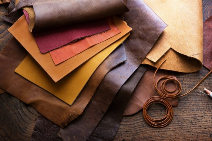 How to Lace Leather