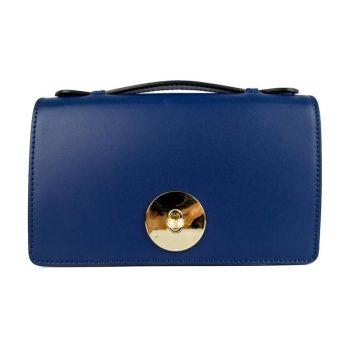 Petite Blue Handbag - Rimini