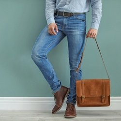Brown Leather Bags