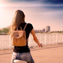 Genuine Leather Backpacks
