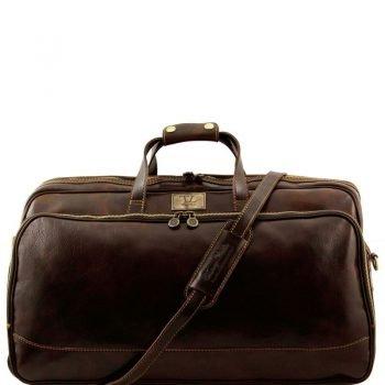 BORA BORA Trolley leather bag - Large size