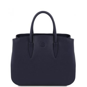 CAMELIA Leather handbag