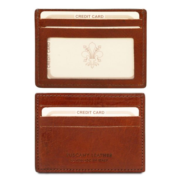 Exclusive Leather Credit - Business Card Holder - Ceillac
