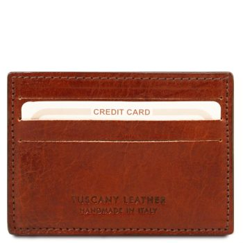 Exclusive Leather Credit - Business Card Holder - Mison