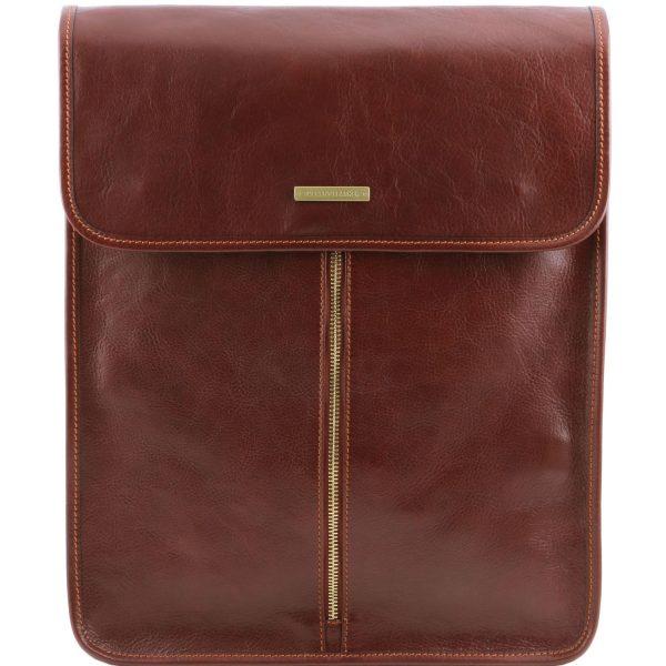 Exclusive Leather Shirt Case - Aurel