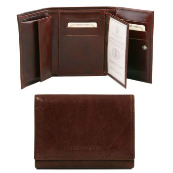 Exclusive Leather Wallet for Women - Charols