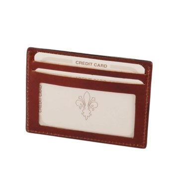 Exclusive leather credit - business card2