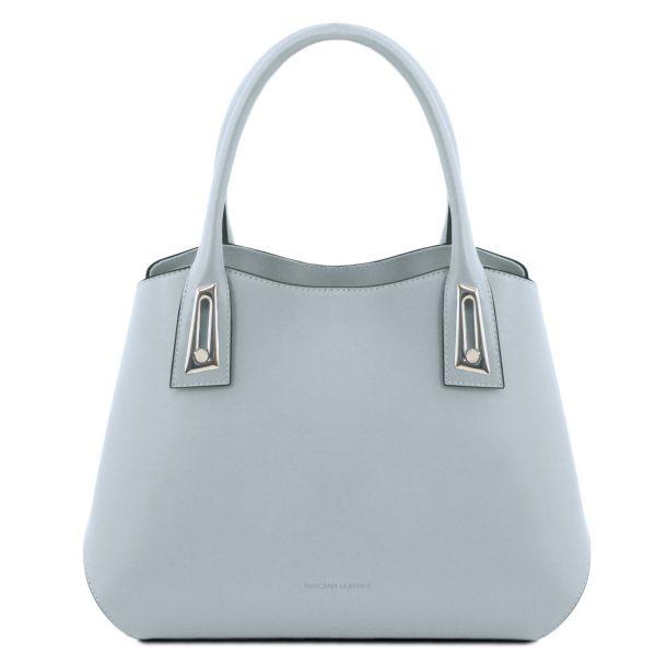 Flora Leather Handbag