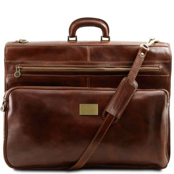 Garment Leather Bag - Papeete