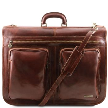 Garment Leather Bag - Tahiti