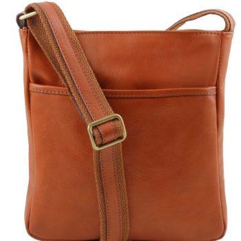 JASON Leather Crossbody Bag