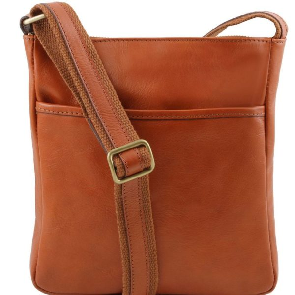 JASON Leather Crossbody Bag
