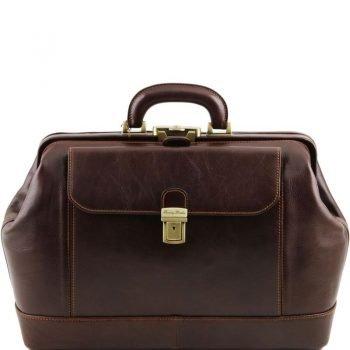 LEONARDO Exclusive leather doctor bag