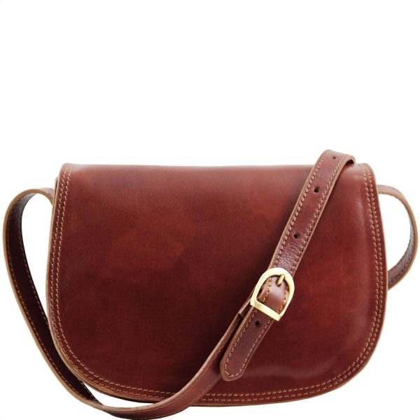 Lady Leather Bag - Isabella