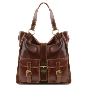 Lady Leather Bag - Melissa