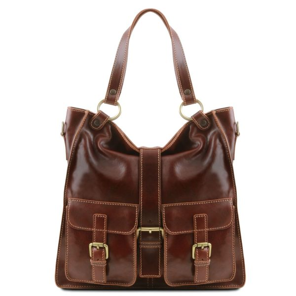 Lady Leather Bag - Melissa
