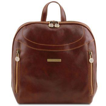 Leather Backpack - Manila
