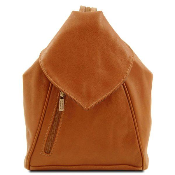 Leather Backpack for Women - Delhi