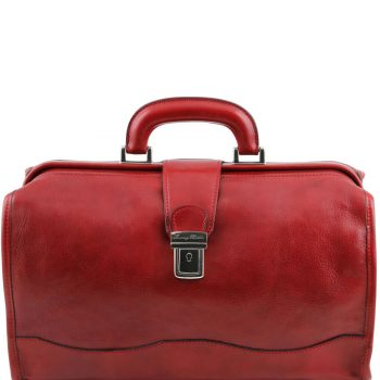 Leather Doctor Bag - Raffaelo