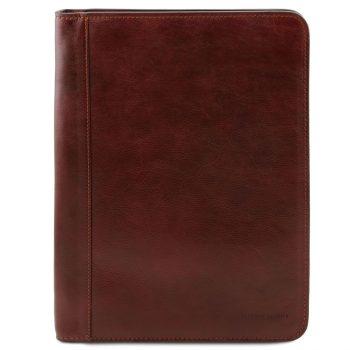 Leather Document Case - Ottavio