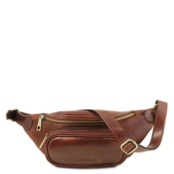 Leather Fanny Pack - Dax