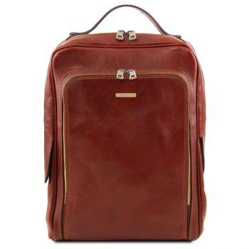 Leather Laptop Backpack - Bangkok