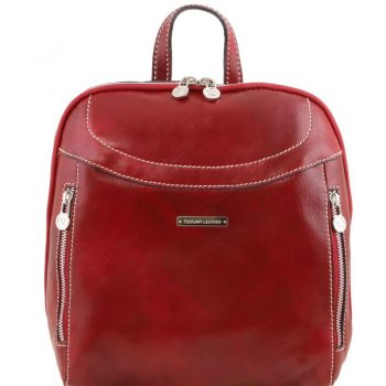 MANILA Leather backpack
