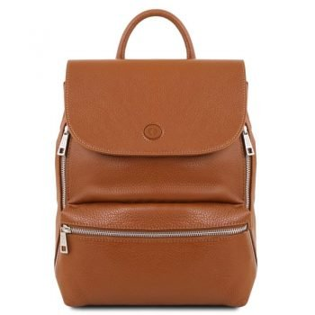 MARGHERITA Leather backpack